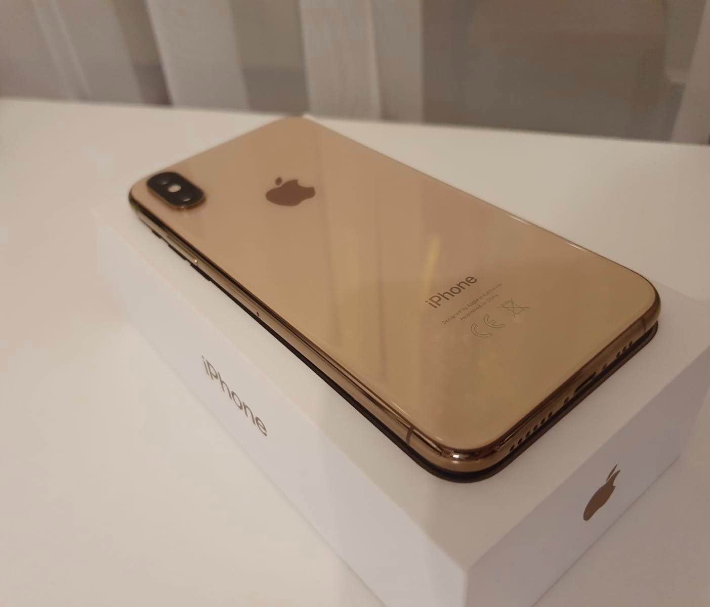 iPhone xs stan idealny rose gold Szydłowiec - zdjęcie 1
