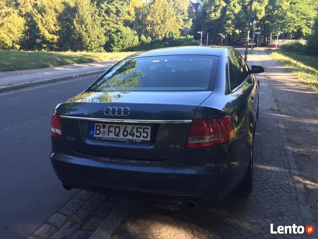 Audi A6 C6 2.4 Śródmieście - zdjęcie 1
