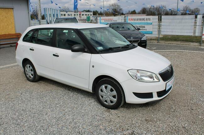 Škoda Fabia F-Vat,Gwarancja,Kombi,Benzyna Warszawa - zdjęcie 6