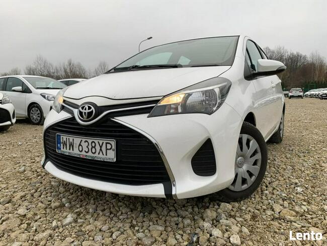 Toyota Yaris 1.0 EU6 69KM Active Salon PL Piaseczno - zdjęcie 3