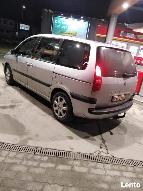 Peugeot 807 2.2 hdi 191000 tys km 2005 Sanok - zdjęcie 6