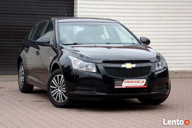 Chevrolet Cruze Klimatyzacja / Gwarancja / 1,6 / 124KM / 2011r Mikołów - zdjęcie 4