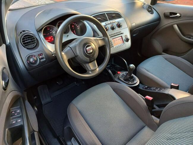 Seat Altea XL *1.6MPi*BARDZO ŁADNA**tempomat**KOMPuter** Olsztyn - zdjęcie 12