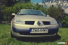 Renault Megane II Cabrio CENA DO NEGOCJACJI Wałcz - zdjęcie 6
