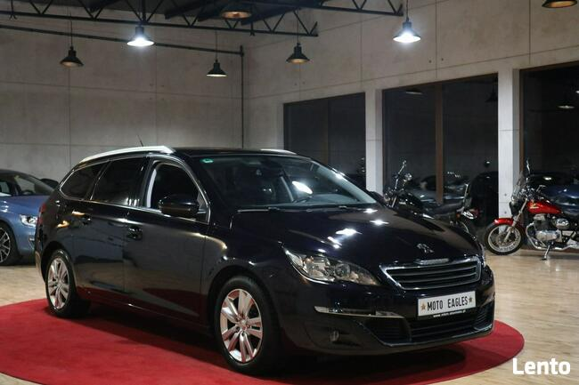 Peugeot 308 PANORAMA  ## Kamera |opłacony | PIĘKNY I ZADBANY relingi Stare Miasto - zdjęcie 2