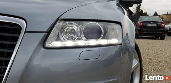 Audi A6 Opłacony*2xS-Line*Quattro*LED*Navi Chełm Śląski - zdjęcie 6
