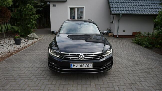 Volkswagen Passat R-Line w super stanie i wyposażeniu. Gwarancja Zielona Góra - zdjęcie 2