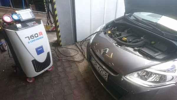 Serwis klimatyzacji samochodowej poznań Jeżyce - zdjęcie 2