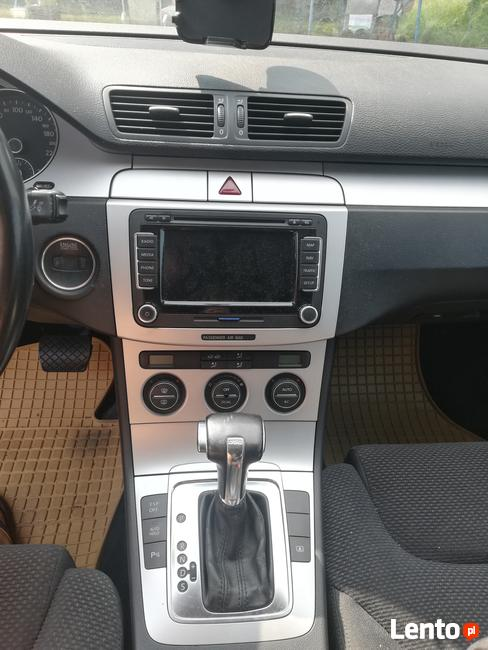 VW Passat B6 2.0 TDI CR 140 KM 2009r Bełchatów - zdjęcie 4