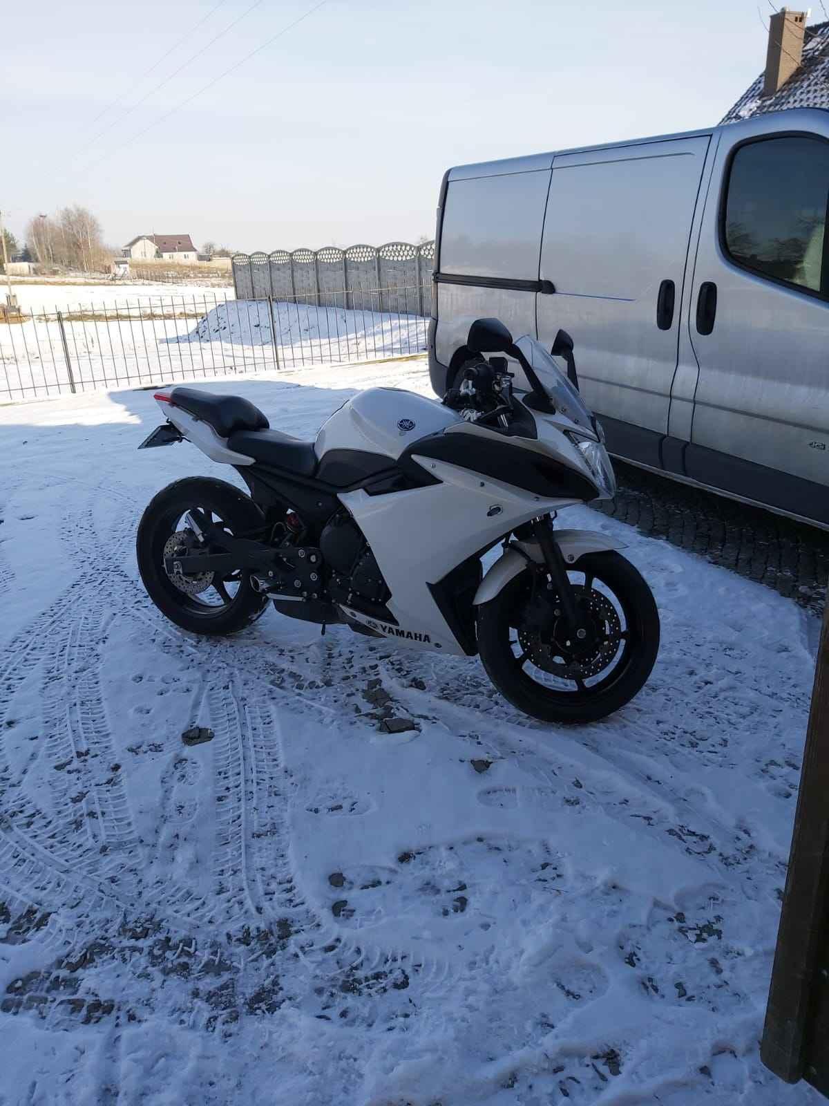 Sprzedam Yamaha FZ6R Wola Podłężna - zdjęcie 1