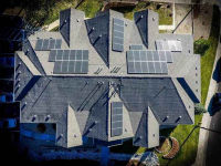 Instalacja fotowoltaiczna z montażem 10 kWp Qcells 355 Wp Katowice - zdjęcie 1