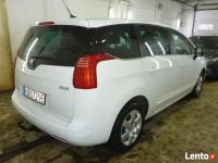 Peugeot 5008 Salon Polska Gwarancja 1 rok Fvat  Navi 1.6 HDi 120KM Warszawa - zdjęcie 3