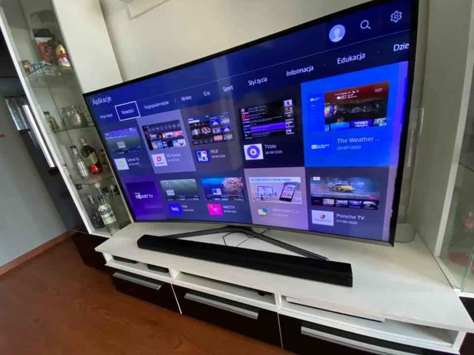 Telewizor Samsung 55 cali Full HD. Żywiec - zdjęcie 1