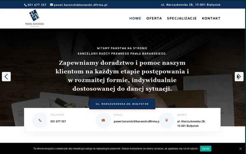 Strona internetowa -Tworzenie stron www DLA FIRM +host +domena +FB +FV Katowice - zdjęcie 8