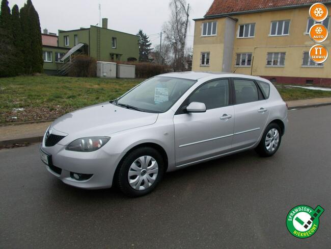 Mazda 3 Opłacona Zdrowa Zadbana Serwisowana Klimatyzacją 1Wł 100 Aut Kisielice - zdjęcie 1