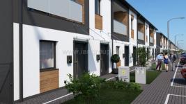 Nowe mieszkania z ogródkiem - Rzeszów - Zaczernie - 53,34m2 - 1538/M Rzeszów - zdjęcie 1