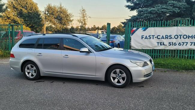 BMW 520 na prywatne raty od 1000 bez BIK KRD Kraków - zdjęcie 3