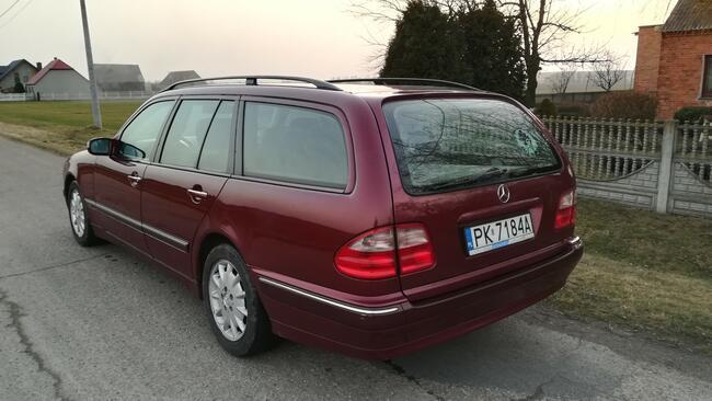 Mercedes-Benz Klasa E 1 Właściciel w Polsce, Zadbany, 3.2 CDI Kalisz - zdjęcie 5