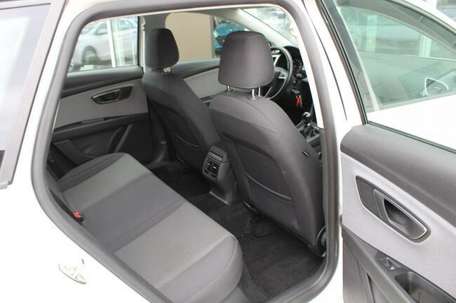 Seat Leon 1.2 TSI 110KM ST Copa Salon PL 1 wł. Serwis Gwarancja FV23% Łódź - zdjęcie 11