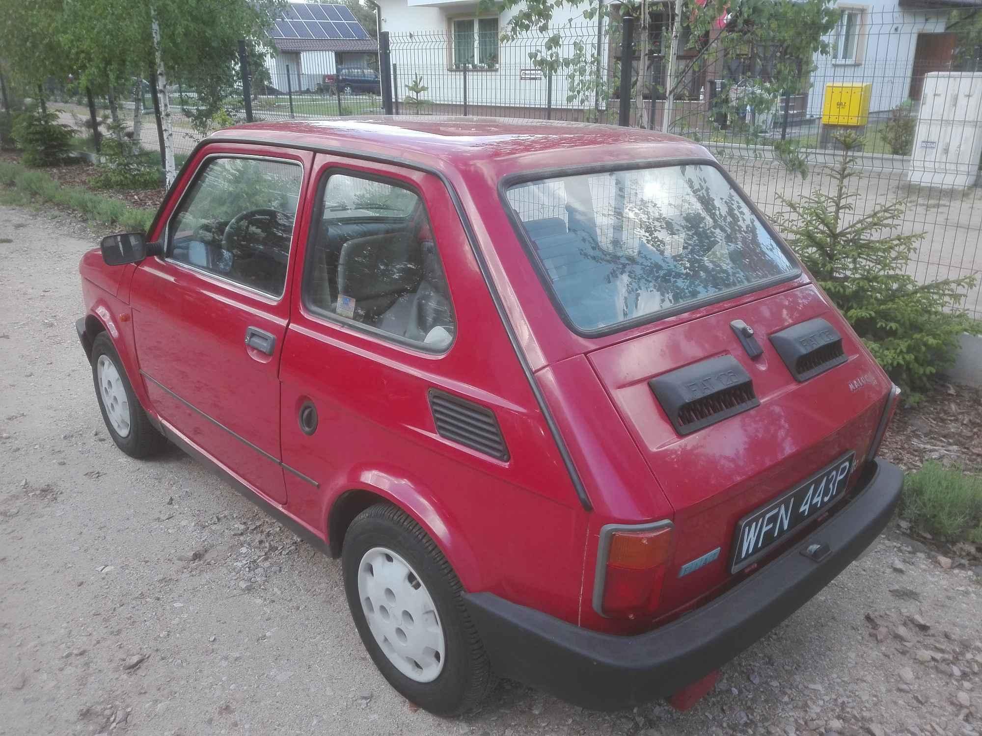 Fiat 126p maluch Wołomin - zdjęcie 2
