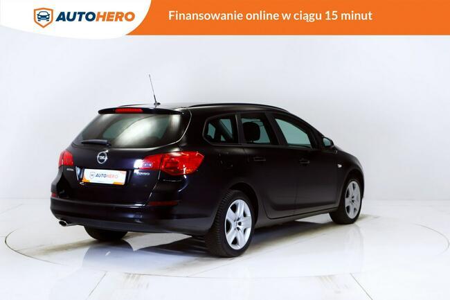 Opel Astra DARMOWA DOSTAWA, 140KM, Klima, Tempomat, Grzane fotele, PDC Warszawa - zdjęcie 6