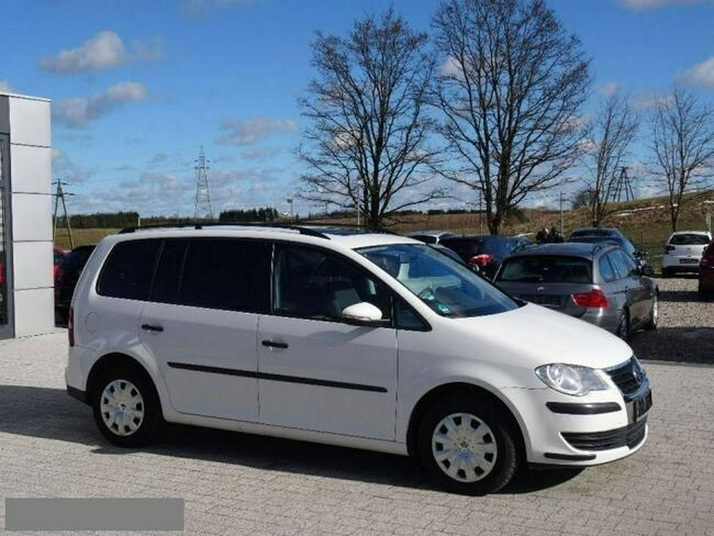 Volkswagen Touran 1.4TSI 140KM Serwis Bezwypadkowy Szyberdach Opłacony Kościerzyna - zdjęcie 2