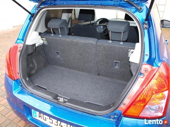 Suzuki Swift 1.3 DiDS Sport 2010r Kalisz - zdjęcie 8