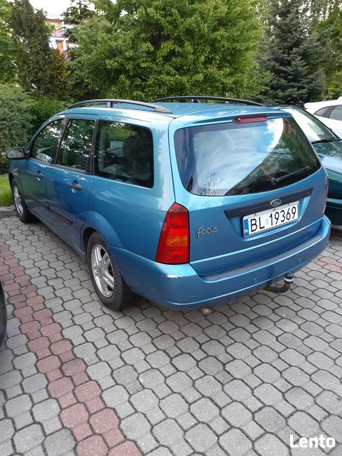 Sprzedam Ford Focus 1.8 TDDI, 2001r. Łomża - zdjęcie 5