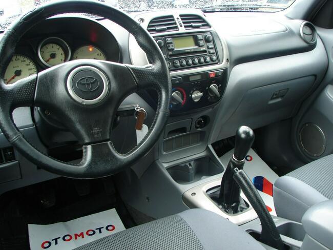 Toyota RAV-4 2.0 D4D 115 KM 4X4 Klima Piła - zdjęcie 9