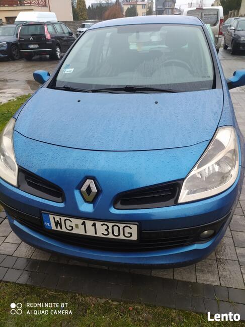 Sprzedam Clio 3 1.5 d 86 km Góra Kalwaria - zdjęcie 3