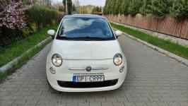 Fiat 500 Salon Automat Panorama Benzyna Błonie - zdjęcie 4