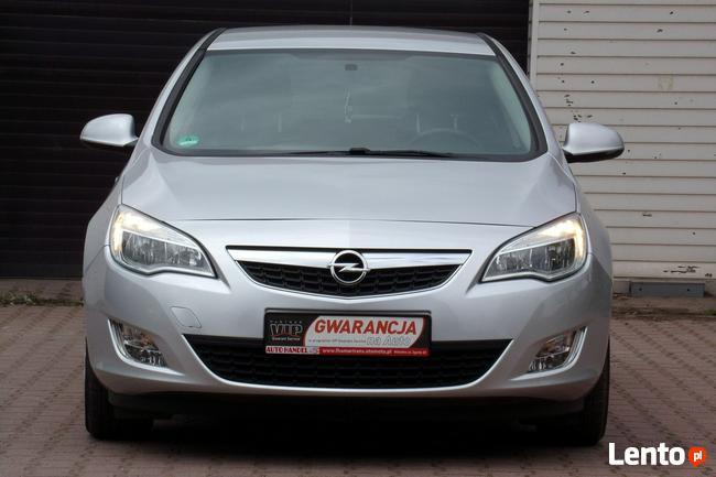 Opel Astra Raty Bez Bik / Gwarancja / 1,6 / 115KM / 2010r Mikołów - zdjęcie 3