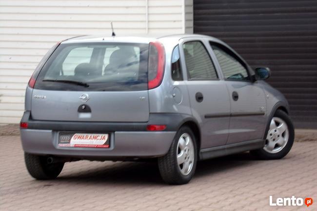 Opel Corsa Klimatyzacja /  N JOY / I właściciel / 1,2 / 75KM Mikołów - zdjęcie 6