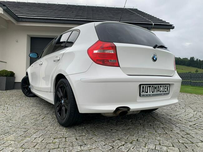 BMW 116 BENZYNA, SUPER STAN, GWARANCJA! Kamienna Góra - zdjęcie 10