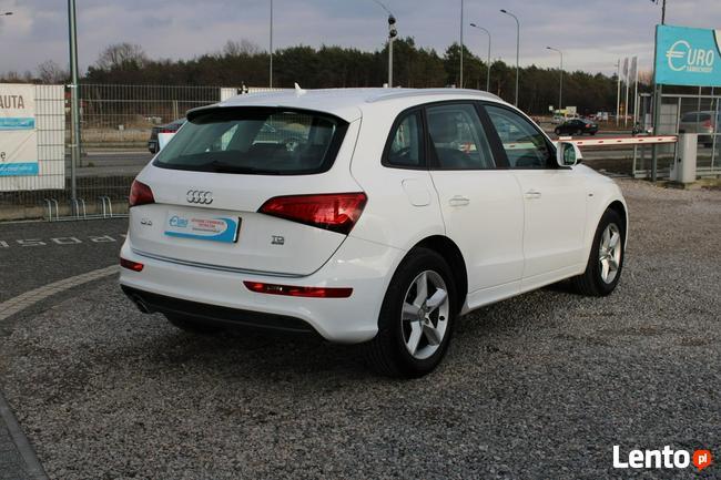 Audi Q5 F-Vat,Gwarancja,Sal.PL,Navi,Skóra Warszawa - zdjęcie 4