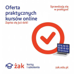 Certyfikowane Kursy Online - START EDYCJI 24.04! Śródmieście - zdjęcie 1