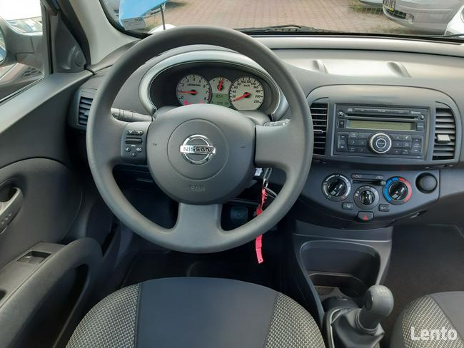 Nissan Micra Klima. Tempomat. 2 kmpl. kół. Śliczna. Zadbana. Lublin - zdjęcie 8