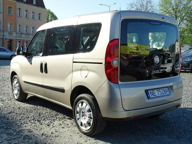Fiat Doblo Benzyna Zarejestrowany Ubezpieczony Elbląg - zdjęcie 9