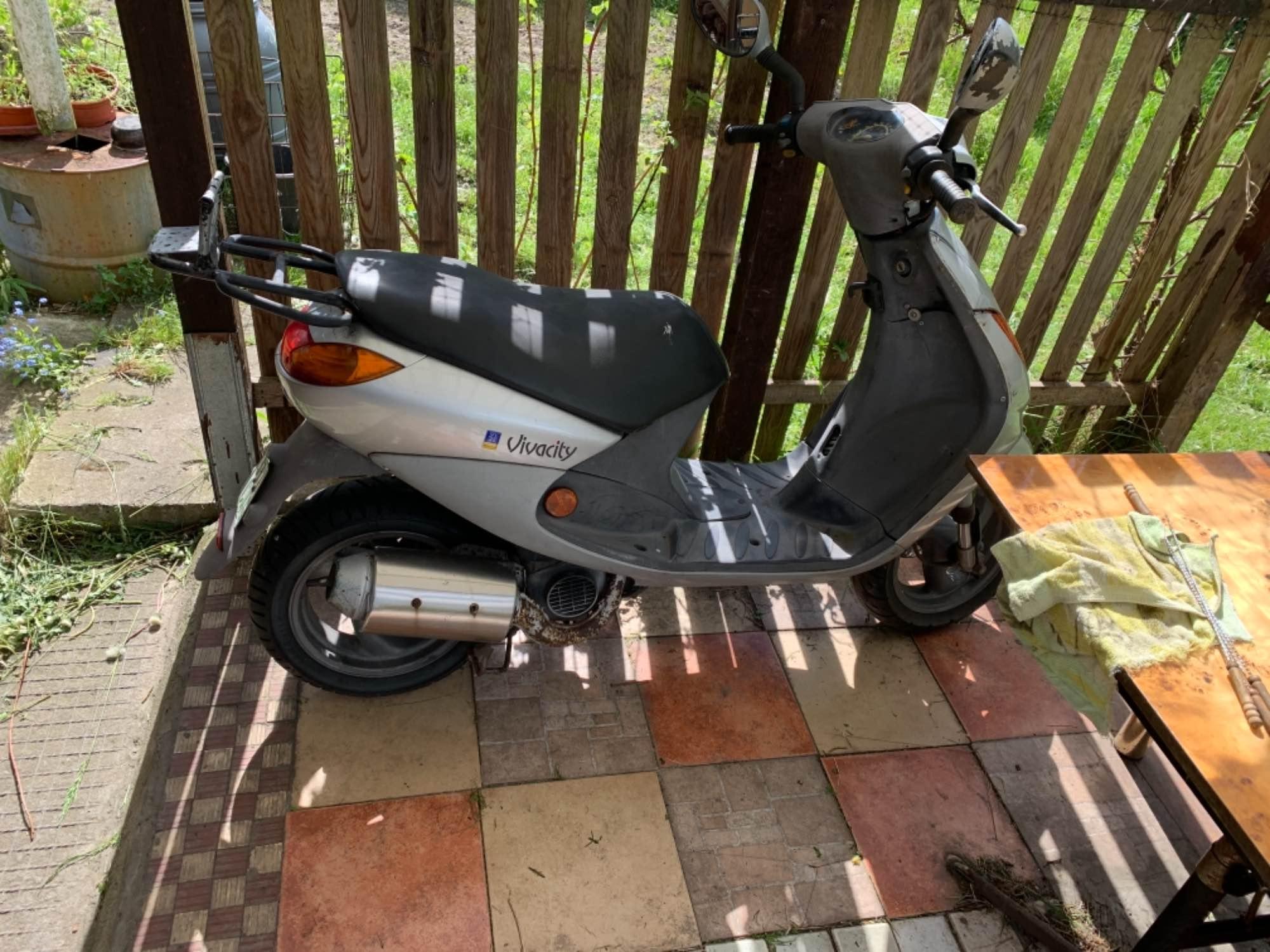 Sprzedam skuter Szczecin - zdjęcie 1