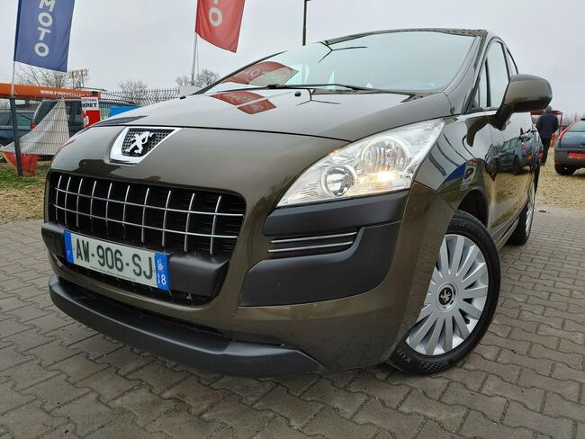 Peugeot 3008 1.6Hdi piękny kolor Klima zadbane rodzinne auto Opłacony Częstochowa - zdjęcie 4