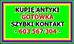 KUPIĘ ANTYKI / STAROCIE / DZIEŁA SZTUKI - PŁACĘ GOTÓWKĄ SKUP ANTYKÓW Śródmieście - zdjęcie 1