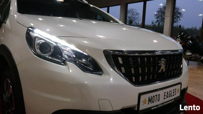Peugeot 2008 PANORAMA ## Perłowy  ## Kamera # Skóra  opłacony   LIFT Stare Miasto - zdjęcie 3