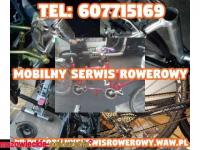 Naprawa,serwis rowerów, przeglądy i modernizacje Bielany - zdjęcie 1