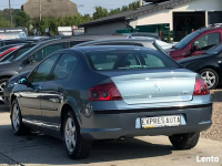 Peugeot 407 alufelga*klimatronic 2 strefy sprawny*elektryka*serwisy Alwernia - zdjęcie 6