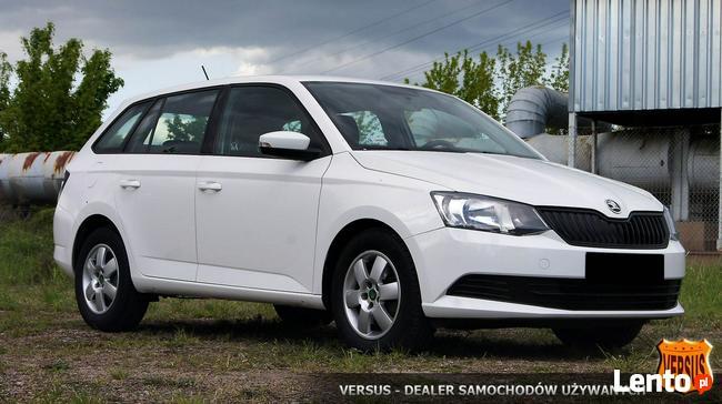 Škoda Fabia 1.4TDI 105ps PL salon 2wł Klima BT Zamiana Raty Gdynia - zdjęcie 6