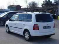 Volkswagen Touran 1.4TSI 140KM Serwis Bezwypadkowy Szyberdach Opłacony Kościerzyna - zdjęcie 6