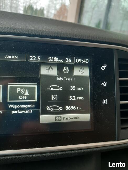 Peugeot 308II Allure FullLED, Kamera, NAVI, bez dwumasy Bydgoszcz - zdjęcie 8