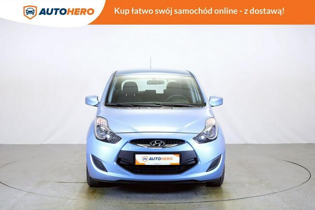 Hyundai ix20 DARMOWA DOSTAWA, klima, Historia ASO, 1wł Warszawa - zdjęcie 10