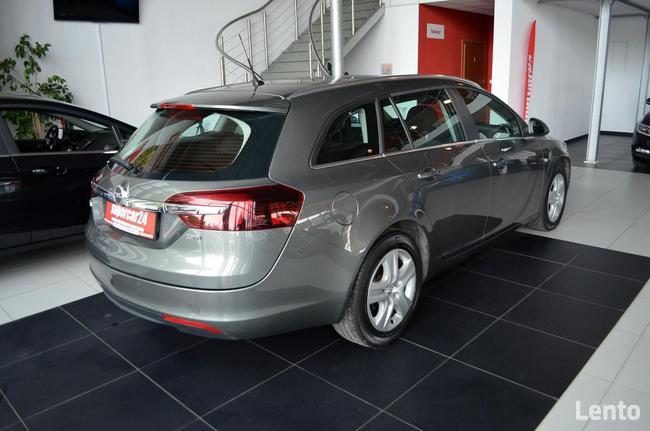 Opel Insignia / Automat / LED / NAVI / DVD / Salon PL / FV23% / Gwaran Długołęka - zdjęcie 8
