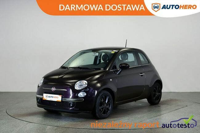 Fiat 500 DARMOWA DOSTAWA, MPI, klima, multifunkcja, PDC, hist serwis Warszawa - zdjęcie 1
